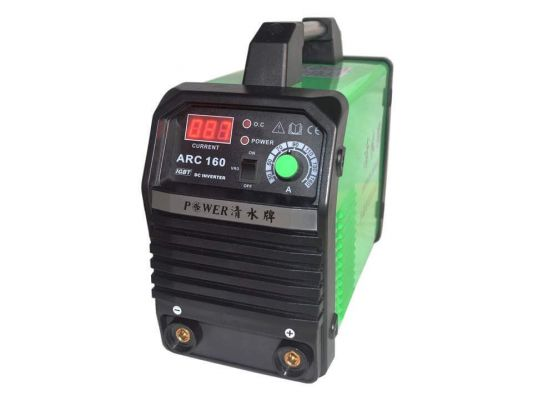TAIWAN POWER 160A Inverter DC Arc Welder