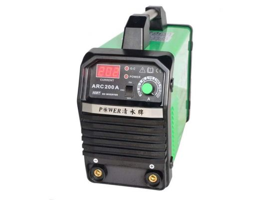 TAIWAN POWER  200A Inverter DC Arc Welder 110V&220V