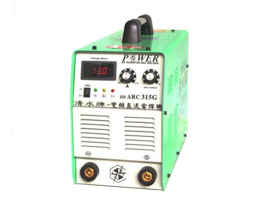 TAIWAN POWER  315A Inverter DC Arc Welder