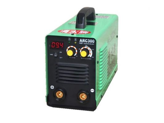 TAIWAN POWER  mini-300A Inverter DC Arc Welder