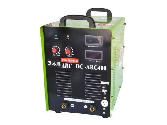 TAIWAN POWER  400A Inverter DC Arc Welder