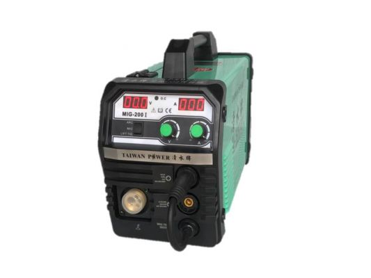 TAIWAN POWER MIG-200I Inverter MIG Semi-automatic Welder