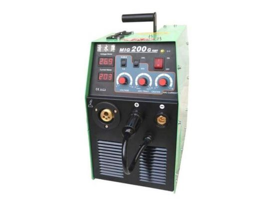 TAIWAN POWER MIG-200G Inverter MIG Semi-automatic Welder