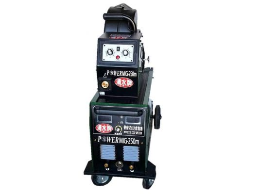 TAIWAN POWER MIG-250m Inverter MIG Semi-automatic Welder
