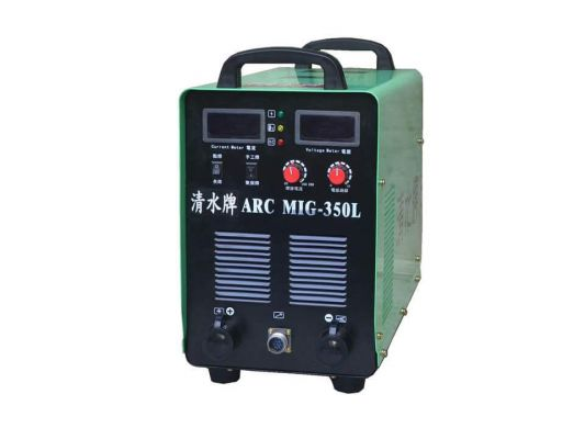 TAIWAN POWER MIG-350L Inverter MIG Semi-automatic Welder