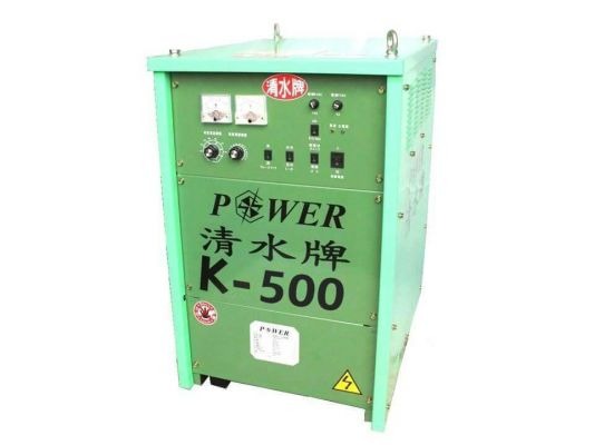 TAIWAN POWER K-500 CO2 Semi-automatic Welder