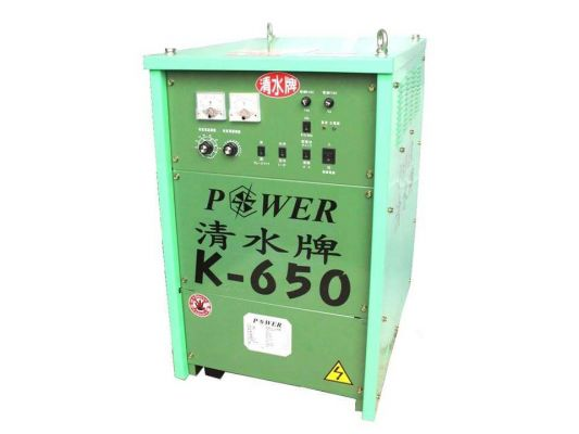 TAIWAN POWER K-650 MIG Semi-automatic Welder