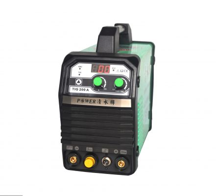 TAIWAN POWER  200A Inverter DC TIG Welder 110V&220V