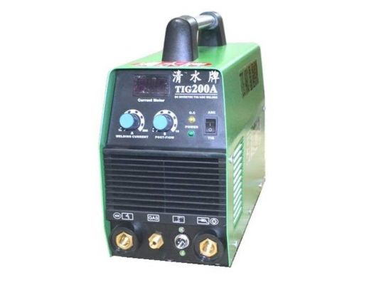 TAIWAN POWER  200A Inverter DC TIG Welder