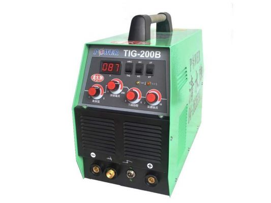 TAIWAN POWER  200B Inverter AC DC TIG Welder