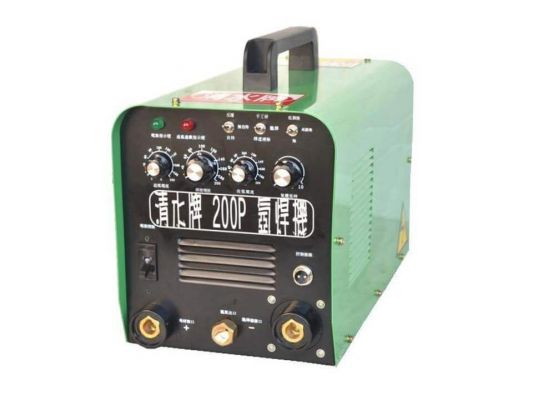 TAIWAN POWER  TIG-200P functional Inverter DC TIG Welder