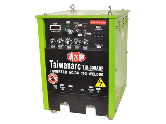 TAIWAN POWER 300ADP Inverter DC TIG Welder