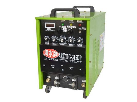 TAIWAN POWER  315DP Inverter DC TIG Welder